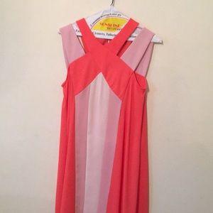 BCBG xs summer dress